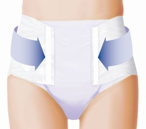 Incontinence diaper dating