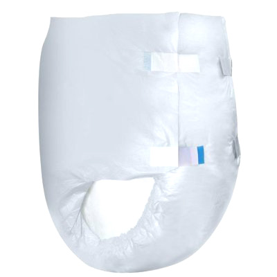 side taped adult diapers for men